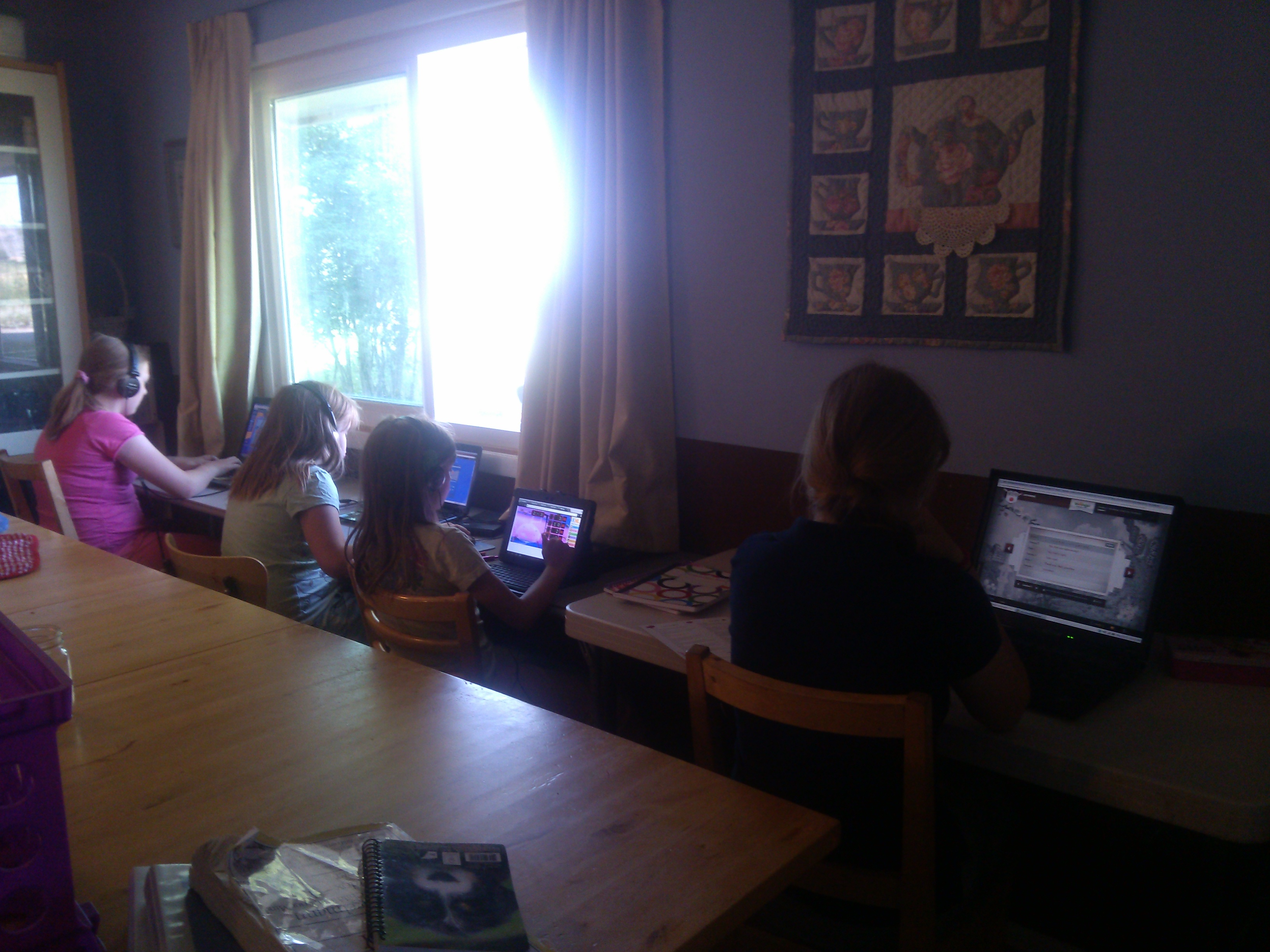 Homeschooling — The Easy Peasy Way