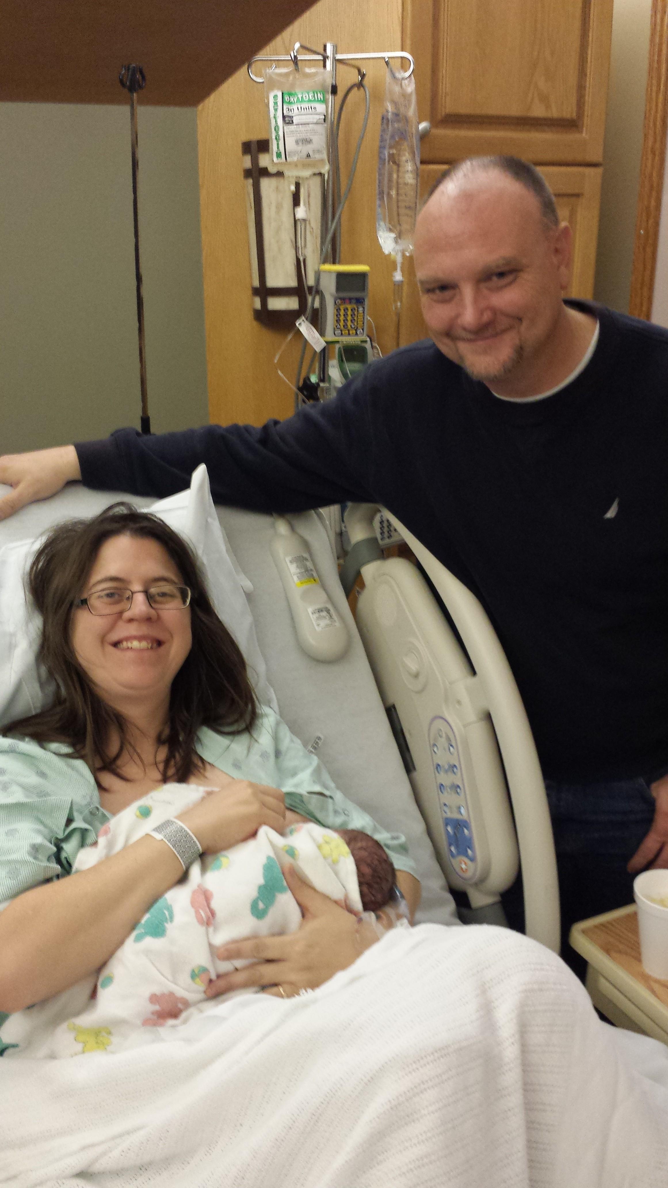 8potato's Birth Story