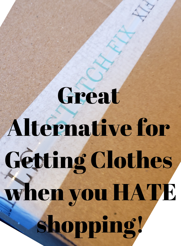 Stitch Fix #12: Great Alternative for When You Hate Shopping for Clothes!