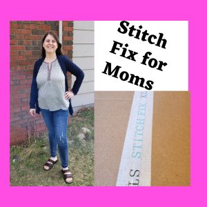 Stitch Fix for Moms