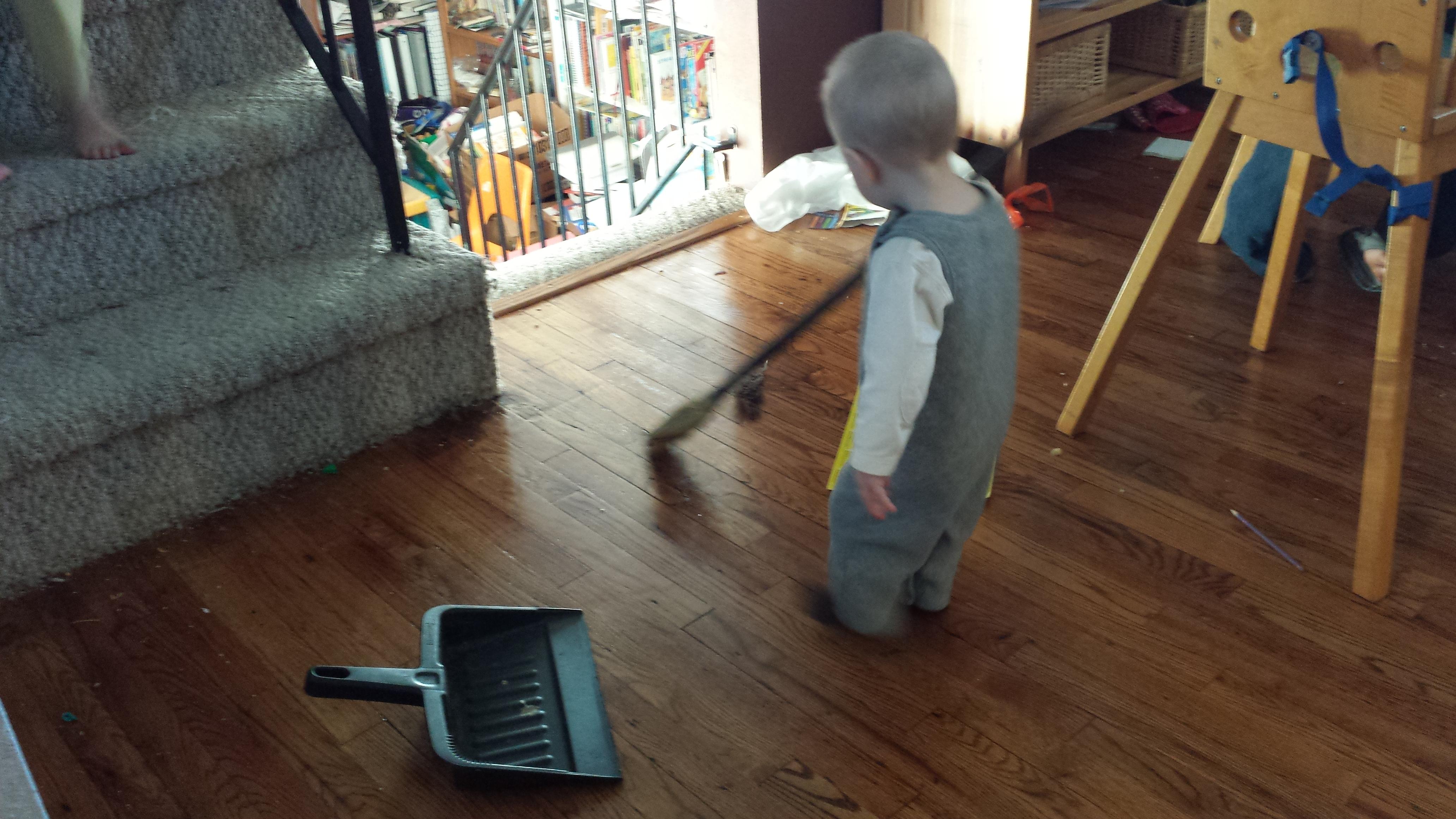 Keeping a Clean (Enough) House