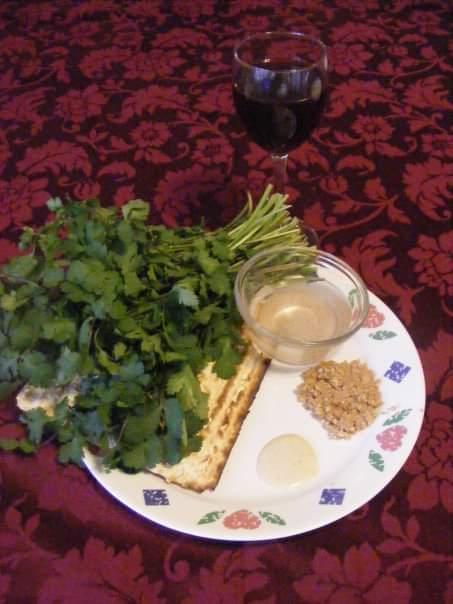 Messianic Passover Seder Dinner